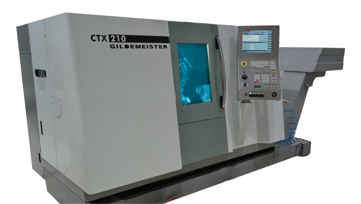 DMG Gildemeister cnc machine