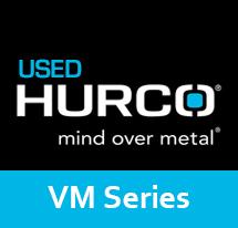 used hurco mill hurco vm
